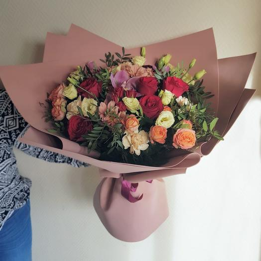 Bouquet 16: flowers to order Flowwow