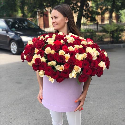 205 роз