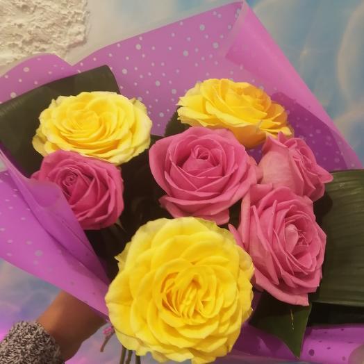 Милый: букеты цветов на заказ Flowwow