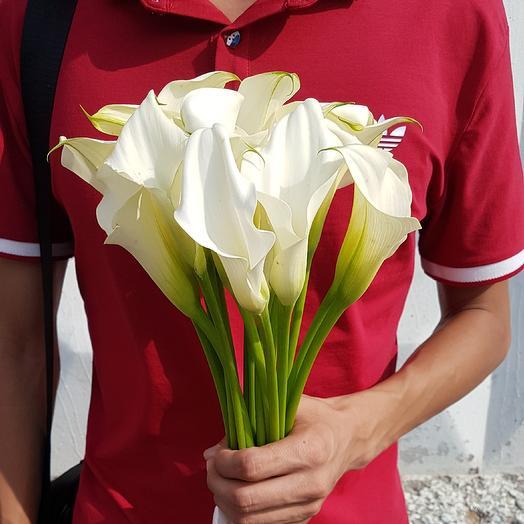19 Калла: букеты цветов на заказ Flowwow