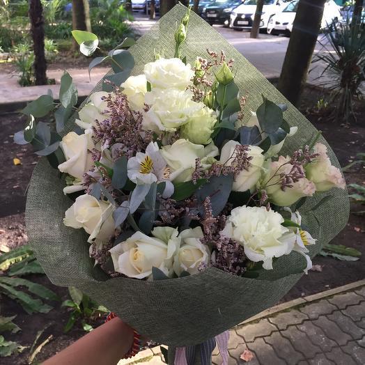 Букет «Алиса»: букеты цветов на заказ Flowwow