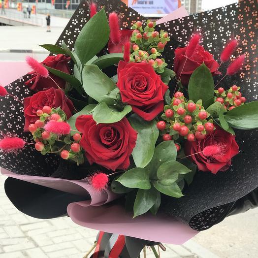 Вырви глаз: букеты цветов на заказ Flowwow
