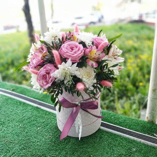 """Цветочная композиция """"Сон"""": букеты цветов на заказ Flowwow"""