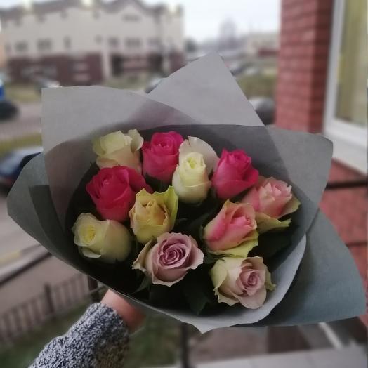 11 🌹 роз: букеты цветов на заказ Flowwow