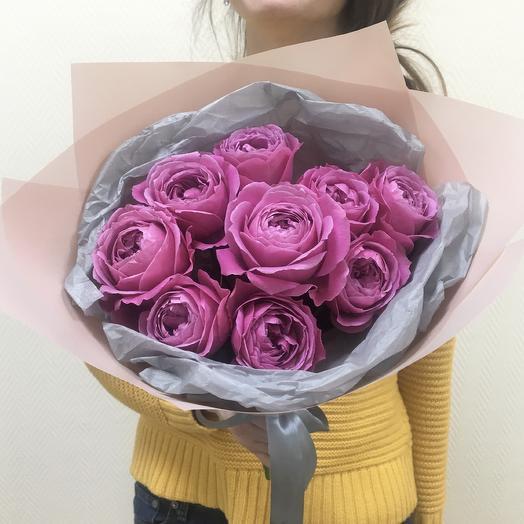 Счастливые истории: букеты цветов на заказ Flowwow