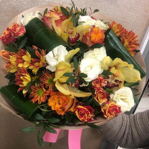 Вааауу: букеты цветов на заказ Flowwow