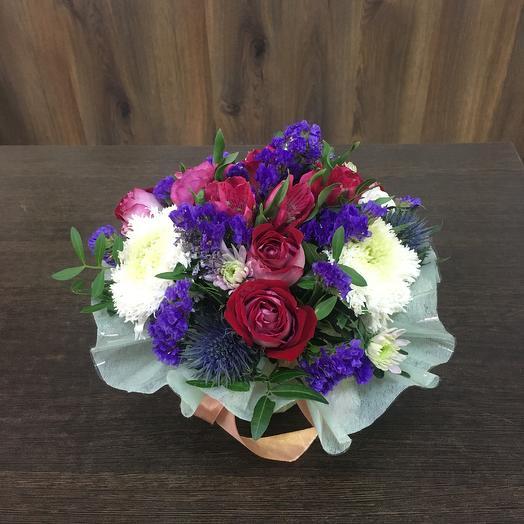 Первая Улыбка: букеты цветов на заказ Flowwow