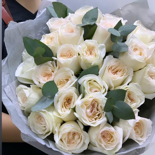 Пионовидные розы 35