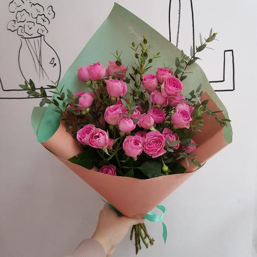 Pink Roses: flowers to order Flowwow