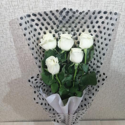 Букет Скромность: букеты цветов на заказ Flowwow