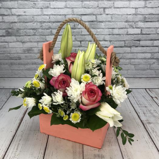 Такая история: букеты цветов на заказ Flowwow