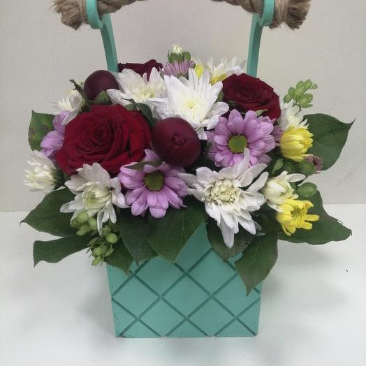 Ф.   Мелодия: букеты цветов на заказ Flowwow
