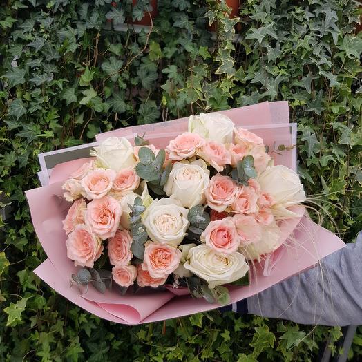 White OHARA: букеты цветов на заказ Flowwow