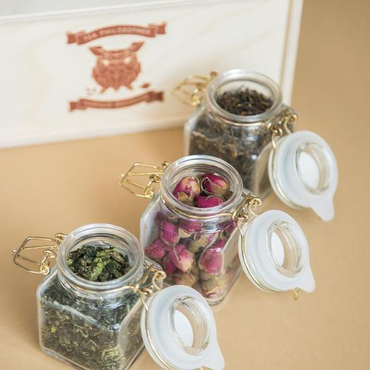 Чай в бугелях (3 вкуса)