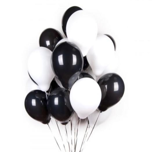Balloons with helium N8