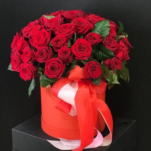 Цветы в коробке Классика жанра
