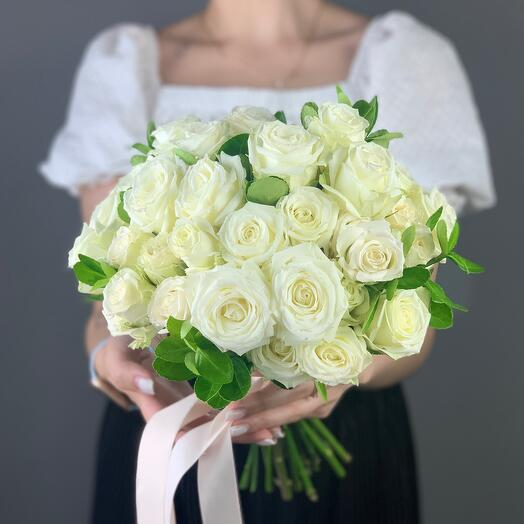 Свадебный букет «Счастливый день»