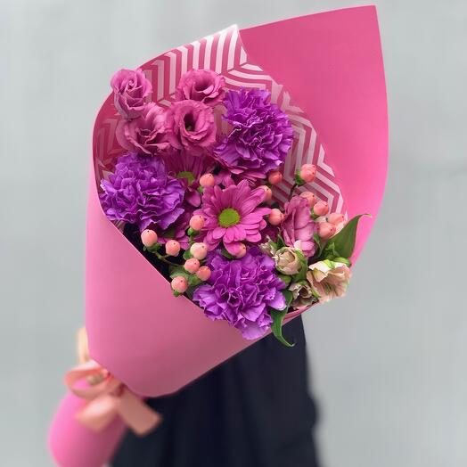 """Bouquet with taste"" XXS bright"