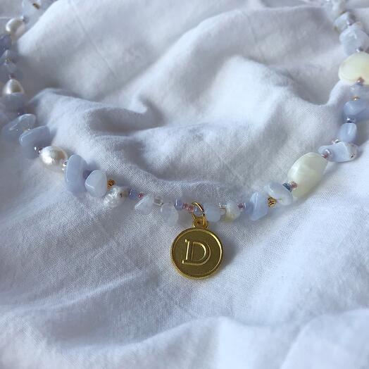 Ожерелье Agate