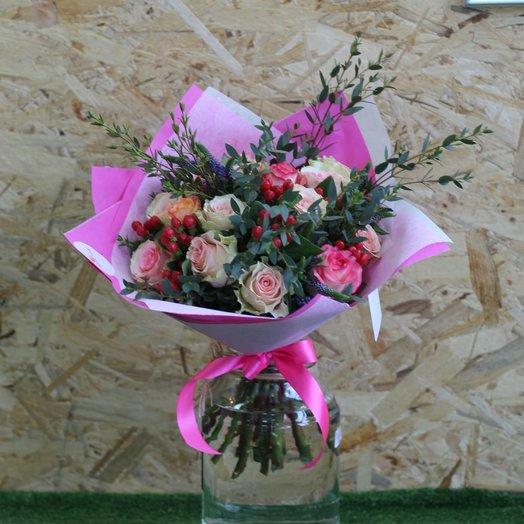 Сказочное настроение: букеты цветов на заказ Flowwow