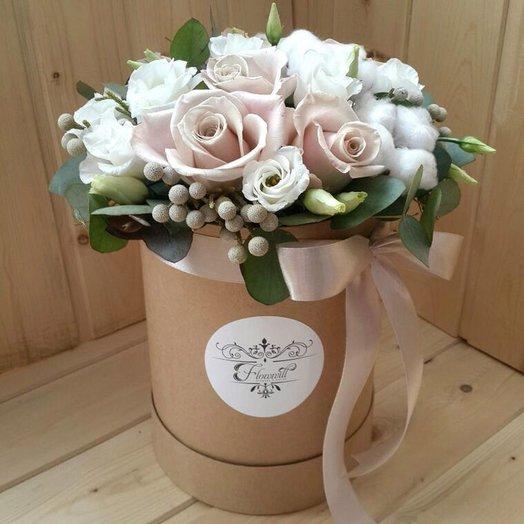 Пастель: букеты цветов на заказ Flowwow