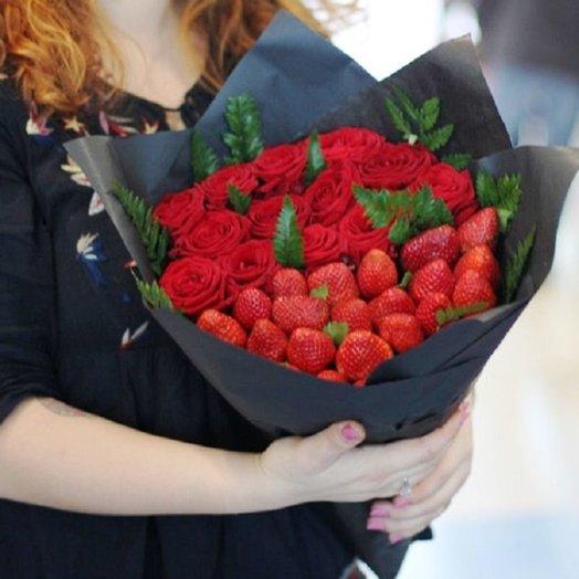 Букет Летний Восторг: букеты цветов на заказ Flowwow