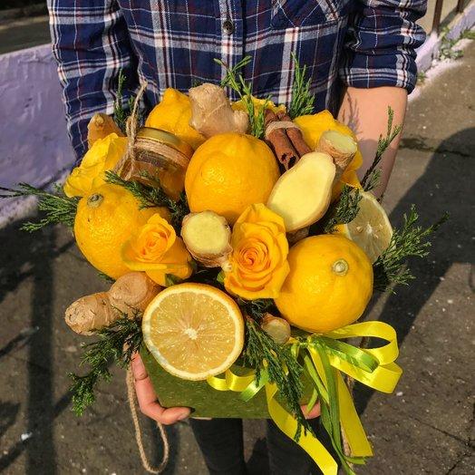 Не болей : букеты цветов на заказ Flowwow