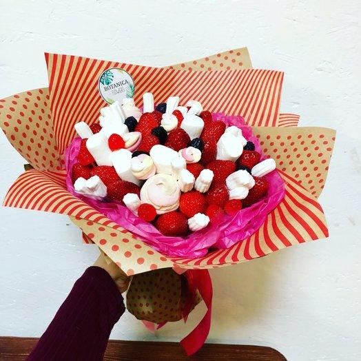 Сладости: букеты цветов на заказ Flowwow