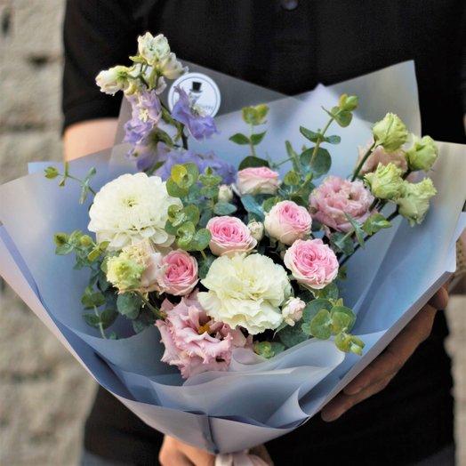 Утонченный Дориан: букеты цветов на заказ Flowwow