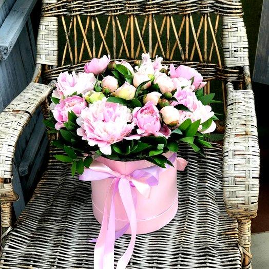 Нежность сердца: букеты цветов на заказ Flowwow
