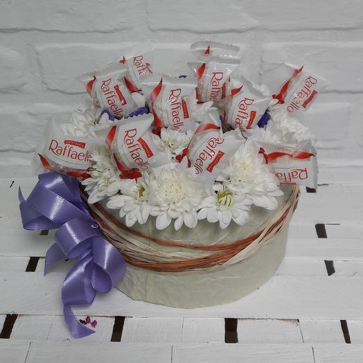 Рафаэлка: букеты цветов на заказ Flowwow
