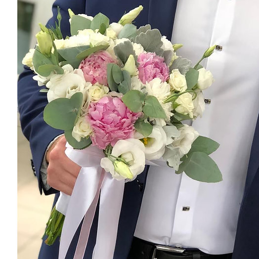 """Букет невесты """"Цветочный рай"""""""