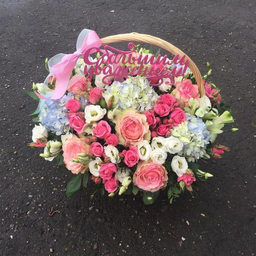 Незабываемые дни: букеты цветов на заказ Flowwow