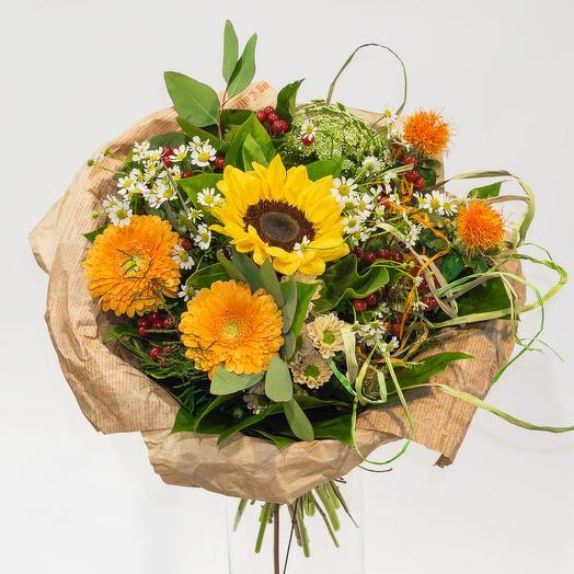 Утром в лесу: букеты цветов на заказ Flowwow
