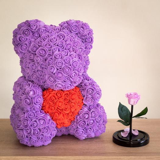 Подарочный набор 7: букеты цветов на заказ Flowwow