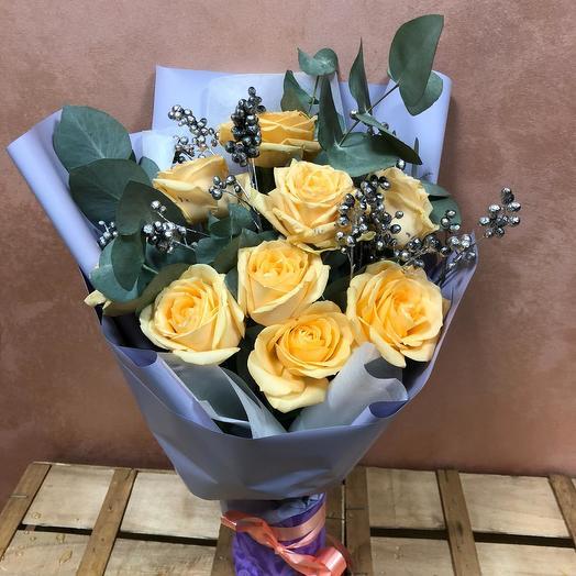 """""""Зима"""": букеты цветов на заказ Flowwow"""