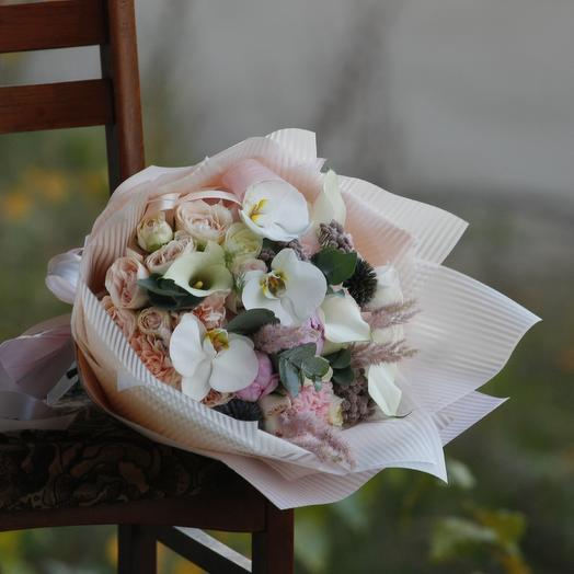 Лирика: букеты цветов на заказ Flowwow