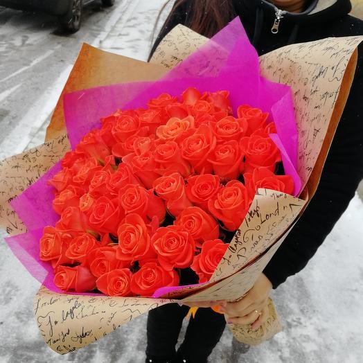 Букет ваау: букеты цветов на заказ Flowwow