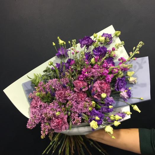Вайлет: букеты цветов на заказ Flowwow