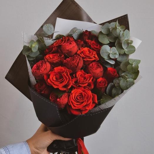 "Букет ""Затмение"": букеты цветов на заказ Flowwow"