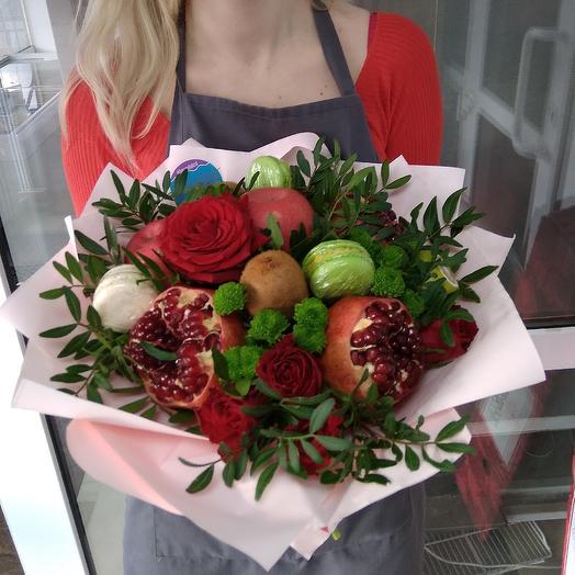 """Букет """" Рубин"""": букеты цветов на заказ Flowwow"""
