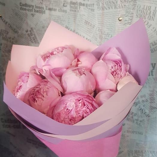 Пионик: букеты цветов на заказ Flowwow