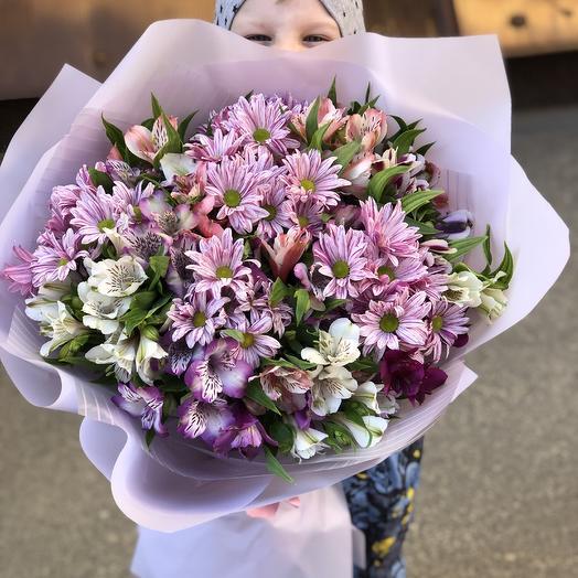 Большой букет «Без роз»: букеты цветов на заказ Flowwow