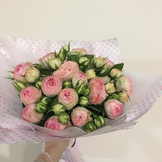 Пионовидная: букеты цветов на заказ Flowwow