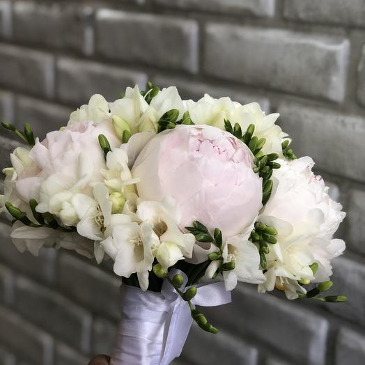 Букет «Невеста»: букеты цветов на заказ Flowwow