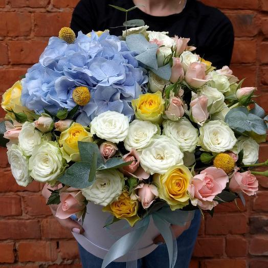 Heaven: букеты цветов на заказ Flowwow