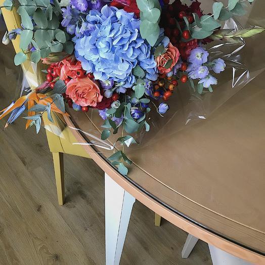 Большой авторский букет: букеты цветов на заказ Flowwow