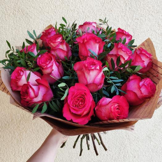 Игуазу: букеты цветов на заказ Flowwow
