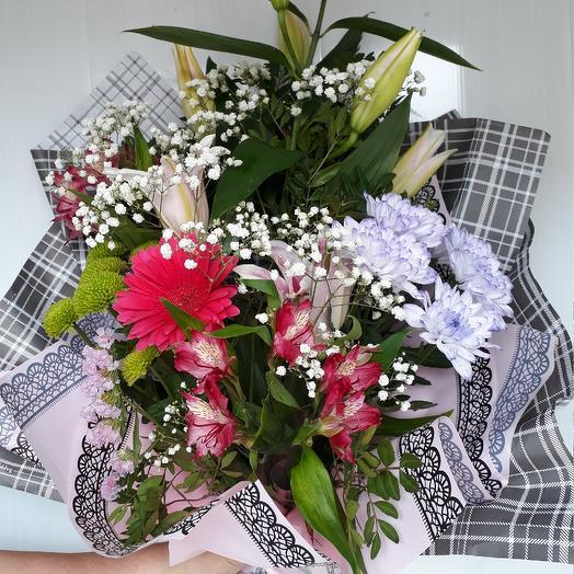 Калорит: букеты цветов на заказ Flowwow