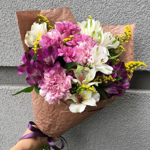 Букет 2179: букеты цветов на заказ Flowwow